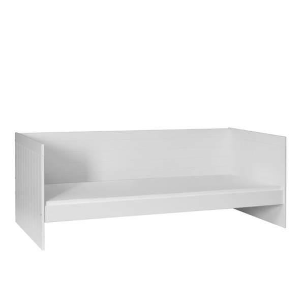 Royal Pinio - Łóżko 200x90 - kolor biały