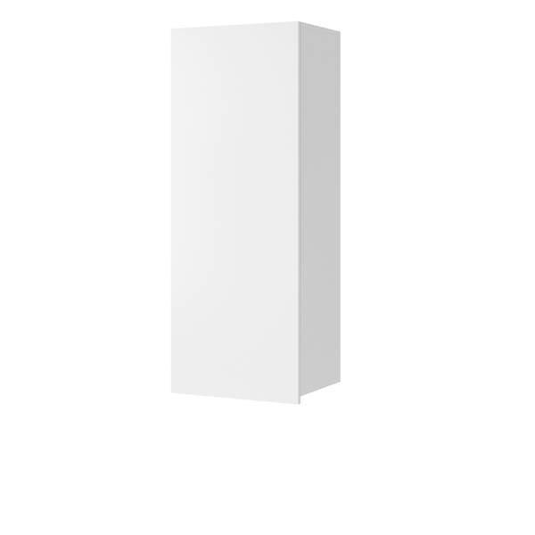 Calabrini - Półka wisząca pion - biały