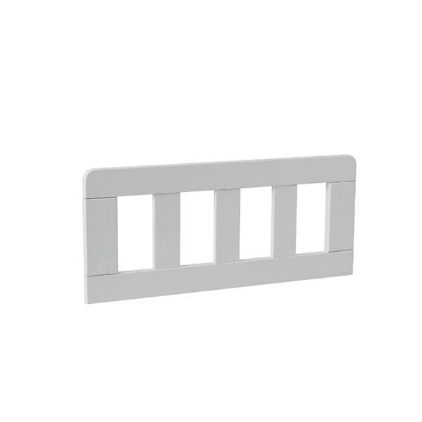 Barierka do łóżka domek 160x70 Pinio - Classic (2 szt.) 60 cm - kolor biały