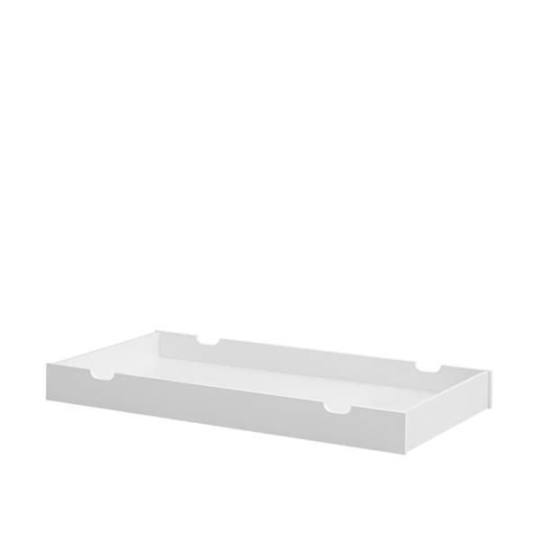 Moon Pinio - Szuflada do łóżeczka 140x70 cm - kolor biały