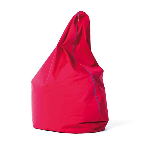 Pufa Bag (kodura) - czerwony