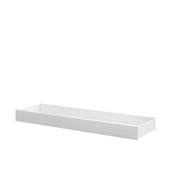 Blanco Pinio - Szuflada do łóżka 200x140 i 200x120 cm - kolor biały