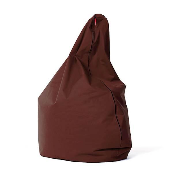 Pufa Bag (kodura) - brązowy