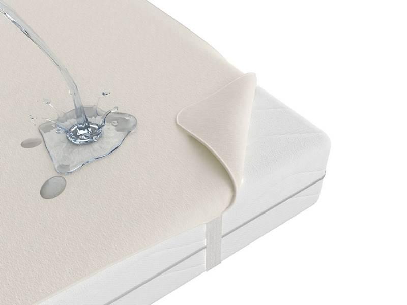 Ochraniacz wodoodporny 140x200