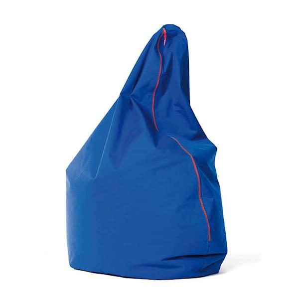 Pufa Bag (kodura) - niebieski