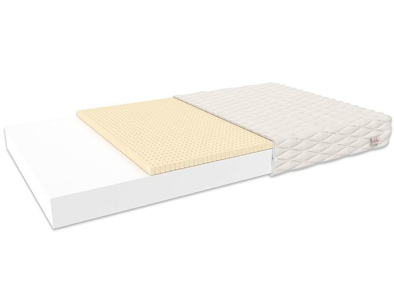 Materac BABY CLASSIC Pianka lateks - różne wymiary