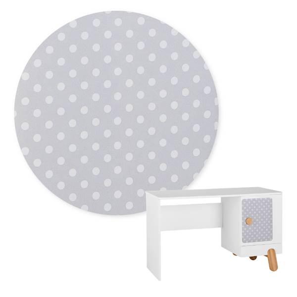 Iga Pinio - Nakładka tapicerowana - biurko