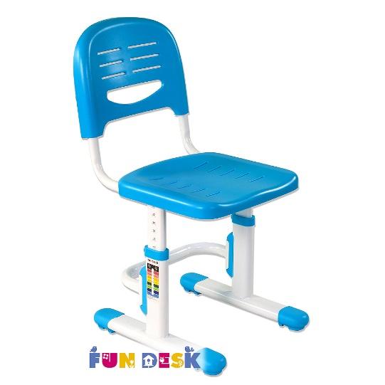 Regulowane dziecięce krzesło dla dziecka SST3 Blue - Niebieskie