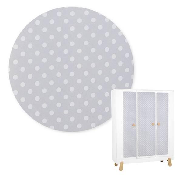 Iga Pinio - Nakładka tapicerowana - szafa 3 drzwiowa