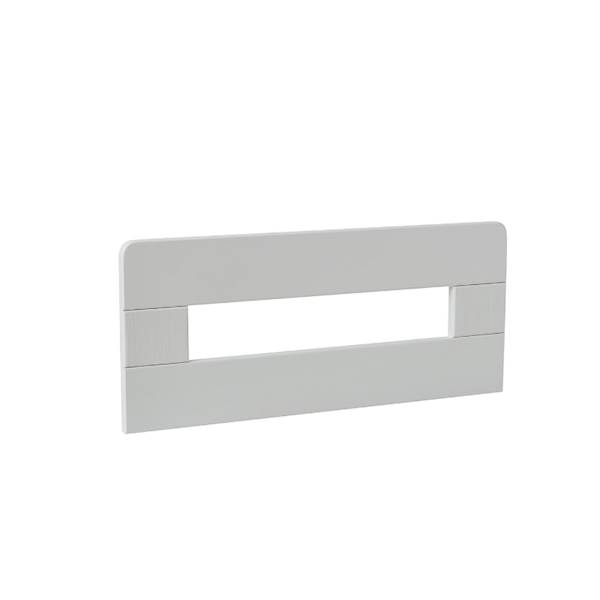 Barierka do łóżka domek 160x70 Pinio - Simple (2 szt.) 60 cm - kolor biały