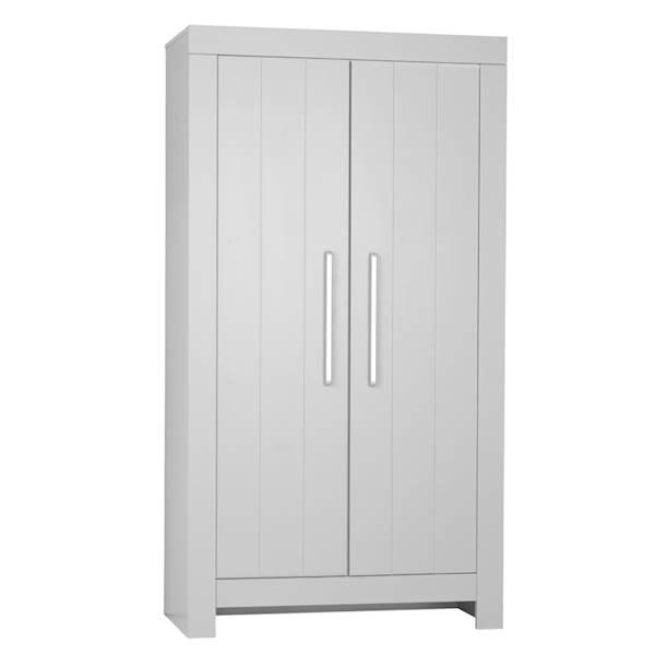 Calmo Pinio - Szafa 2 drzwiowa - kolor szary