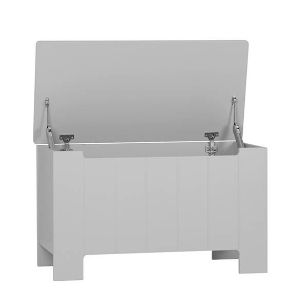 Calmo Pinio - Skrzynia kufer - kolor biały