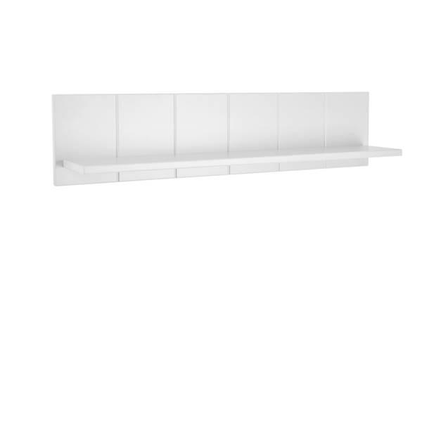 Calmo Pinio - Półka wisząca ścienna - kolor biały