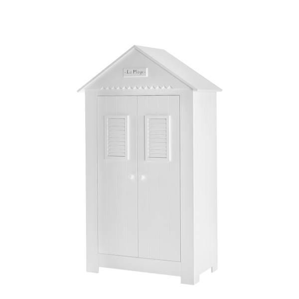 Marsylia - Szafa 2-drzwiowa - MDF/drewno