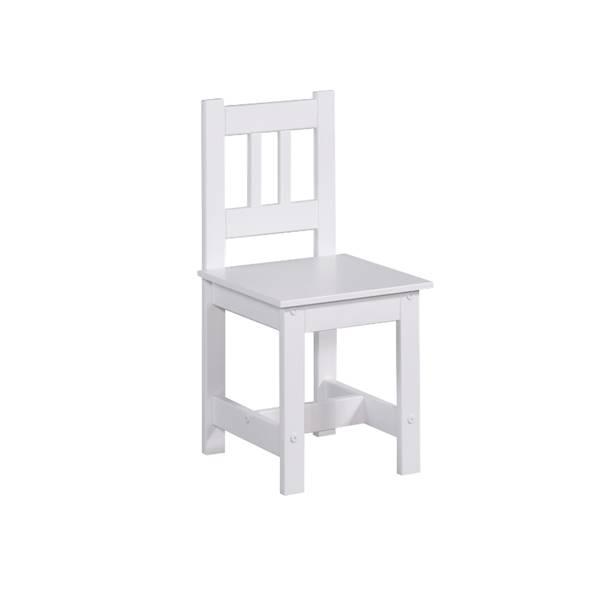 Junior Pinio - Krzesełko - kolor biały