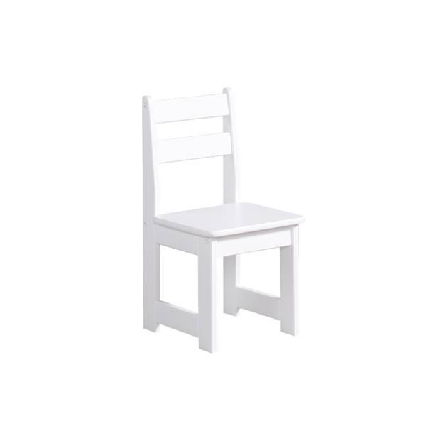 Maluch Pinio - Krzesełko dziecięce - kolor biały