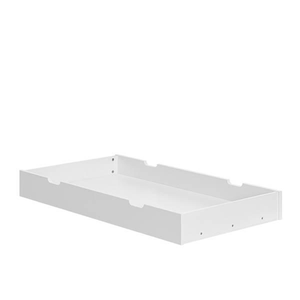 Calmo Pinio - Szuflada do łóżka 120x60 cm - kolor biały