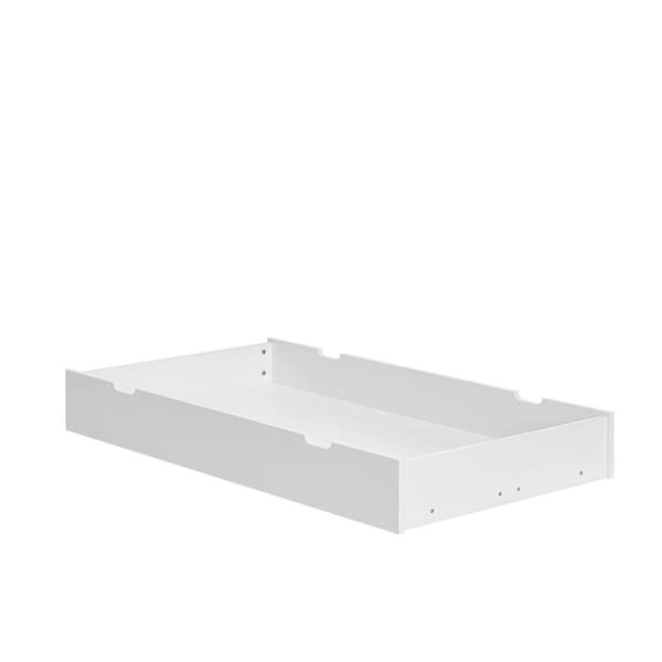 Calmo Pinio - Szuflada do łóżeczka 140x70 cm - biały