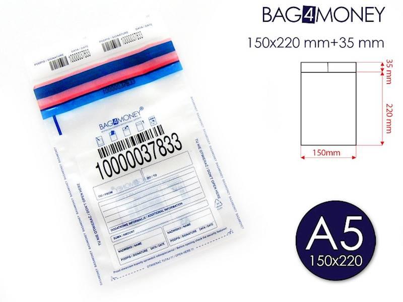 A5/K70/A3 Bez. Koperta (150x220 mm) -PRZEZROCZ.