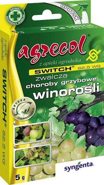 SWITCH 62,5 WG 5g - Winorośla