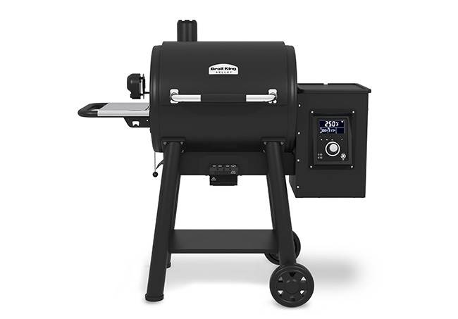 GRILL NA PELLET BROIL KING REGAL 400