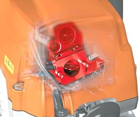 PILARKA STIHL MS-362 CM VW M-TRONIC
