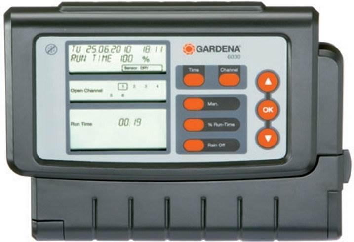 STEROWNIK GARDENA NAWADNIANIA CLASSIC 6030