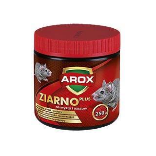 AROX MYSZY I SZCZURY GRANULAT 500g
