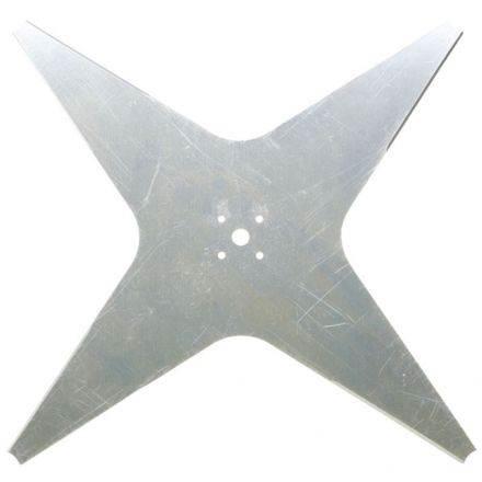 NÓŻ AMBROGIO/STIGA 4-ramienny 25cm