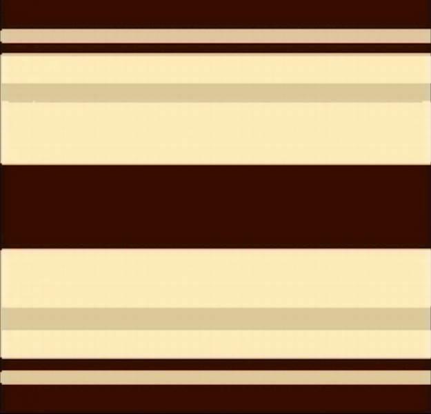 BANER BALKON.PE TOP-DES. 0,9x3M BRĄZ-BEŻ (434)