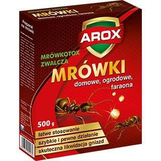 AROX MRÓWKI MRÓWKOTOX 500g
