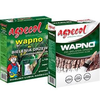 AGRECOL WAPNO DO BIELENIA DRZEW 1,2kg