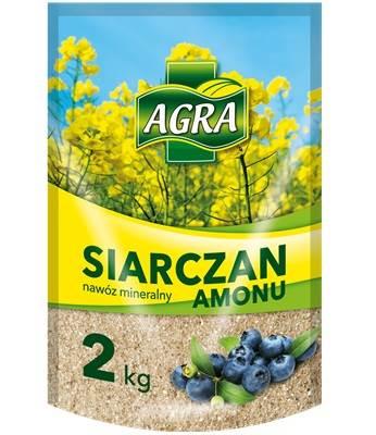 AGRA SIARCZAN AMONU 2kg