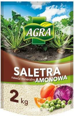 AGRA SALETRA AMONOWA 2kg