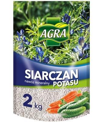 AGRA SIARCZAN POTASU 2kg
