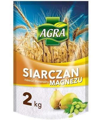 AGRA SIARCZAN MAGNEZU 2kg