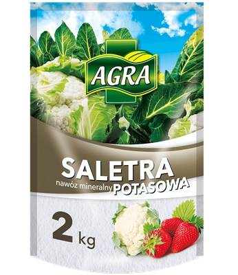 AGRA SALETRA POTASOWA ROZPUSZCZALNA 5kg