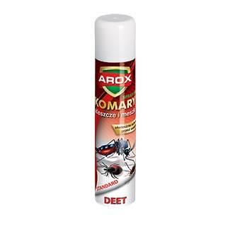 AROX KOMARY KLESZCZE MESZKI spray DEET 90ml