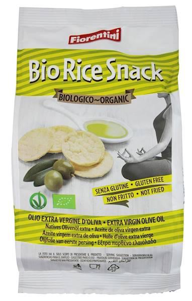 Krążki ryżowe z oliwą b/g BIO 40g Fiorentnini