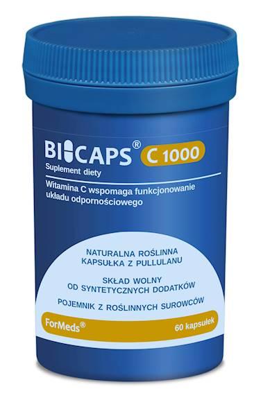 BiCaps C 1000 60 kapsułek Formeds