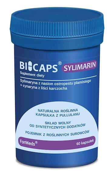 BiCaps Sylimarin 60 kapsułek Formeds
