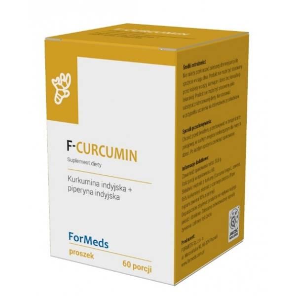 F-Curcumin 60 porcji proszek Formeds