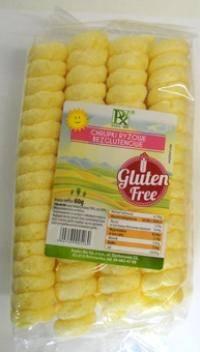 Chrupki kukurydziano-ryżowe b/g 60g Radix Bis