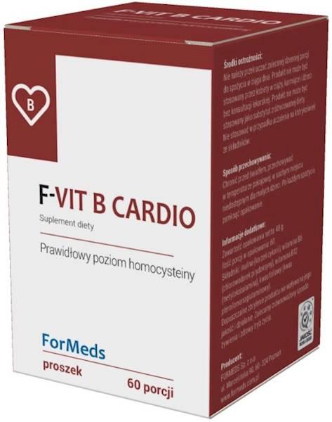F-Vit B Cardio 60 porcji proszek Formeds