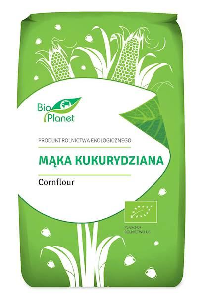 BIO Mąka kukurydziana 400g Bio Planet