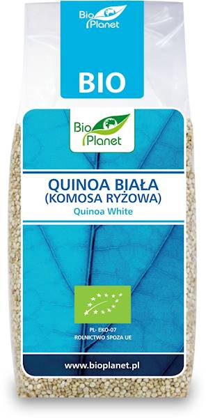 BIO Quinoa biała (komosa ryżowa) 250g BIO Planet