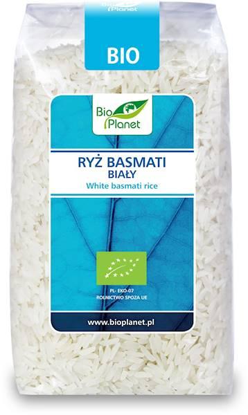BIO Ryż basmati biały 500g Bio Planet