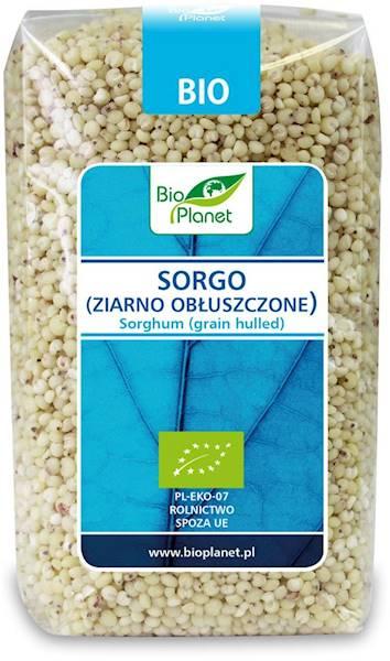 BIO Sorgo (ziarno obłuszczone) 500g Bio Planet