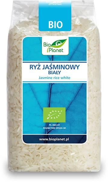 Bio ryż jaśminowy biały 500g Bio Planet
