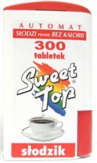 Słodzik Sweet Top tabletki automat 300szt